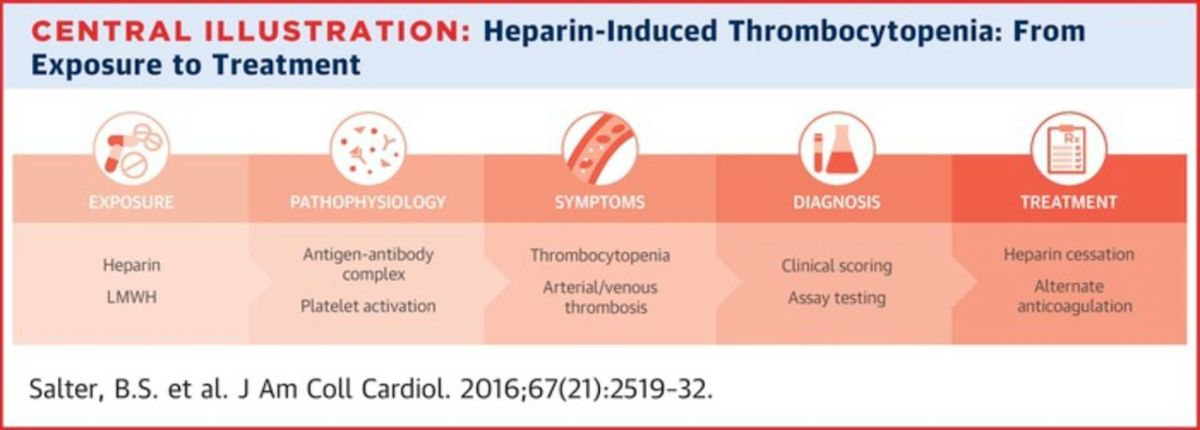 HIT  and heparin alternatives